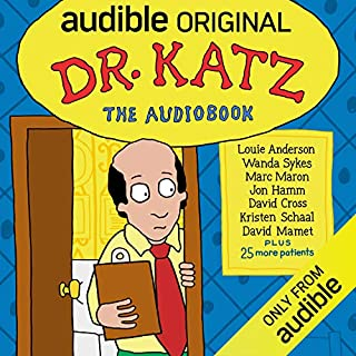 Dr. Katz: The Audiobook audiobook cover art