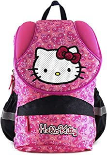 Target Hello Kitty Pink Heart Backpack Mochila Escolar, 42 cm, Rosa (Pink)