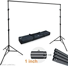 Linco Lincostore 9x10 ft Photography Photo Backdrop Stand Background Support System Kit 4154-4236