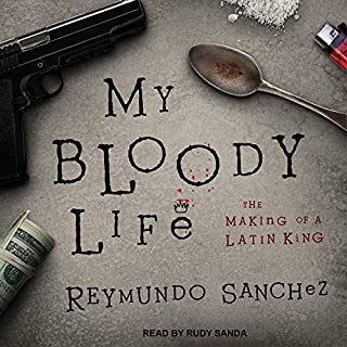 My Bloody Life audiobook cover art