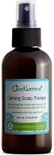 Itchy Scalp Treatment   Calming Scalp Therapy   Soothing, Calming and Cooling Essential oils of Birch, Atlas Cedarwood, Ylang Ylang and Palmarosa
