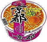 サッポロ一番 旅麺 京都 背脂醤油ラーメン 87g ×12食