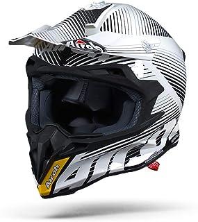 Airoh Terminator 2.1 Motocross Helm Color White weiß