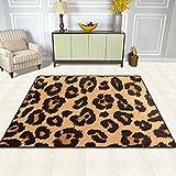 Zona Alfombra, pintura al óleo sexy mujer diseño floral alfombra–Super suave poliéster antideslizante alfombrillas de baño moderno azul 48x 63cm, tela, multicolor, 58 x 80 inch