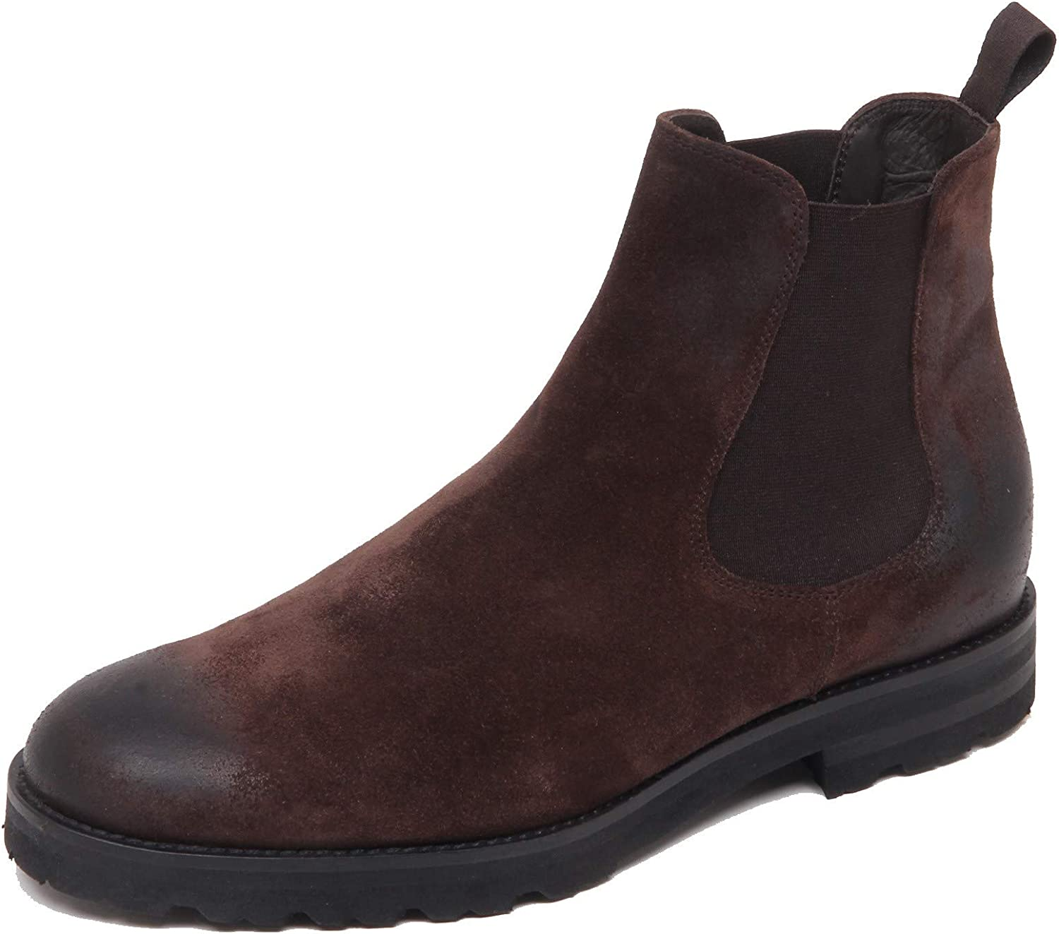 CARACCIOLO F5438 Beatles Uomo Uomo Uomo Brown Scarpe Vintage Effect Boot Shoe Man B07P7TRS3C 782ef0