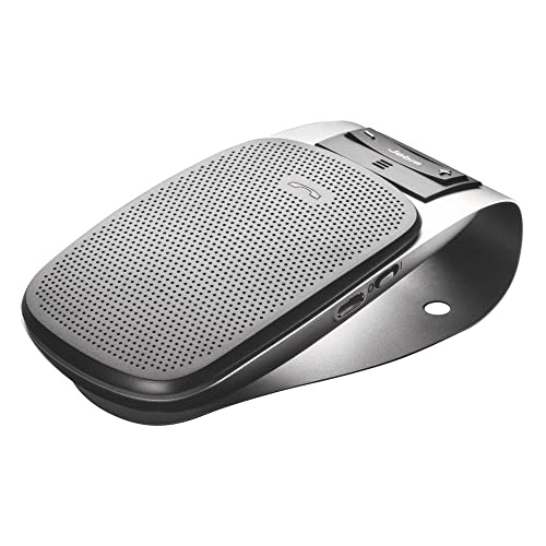 Jabra Drive Hands-Free Wireless Bluetooth Speakerphone Car Kit for Smartphone Devices - Black