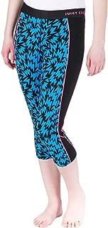 Juicy Couture Womens Legging Crop Athletic Pants