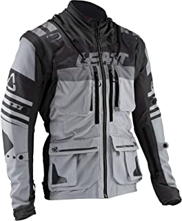 Leatt Brace GPX 5.5 Enduro Riding Jacket-Steel-XL
