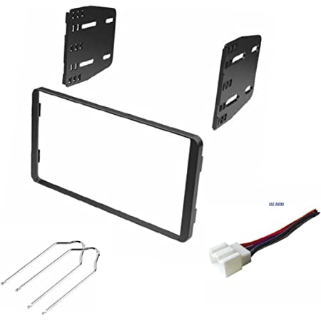 Carxtc Stereo Install Dash Kit Fits Ford Ranger 1995 1996 1997 1998 1999 2000 2001 2002 2003 2004 2005 2006 2007 2008 2009 2010 2011 2012