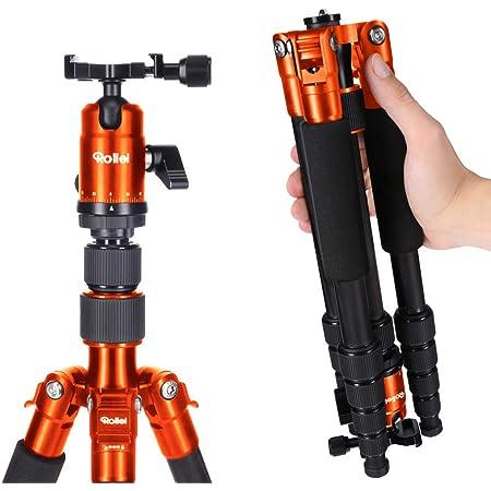 Rollei Compact Compact Traveler No I Aluminium I Orange Kamera