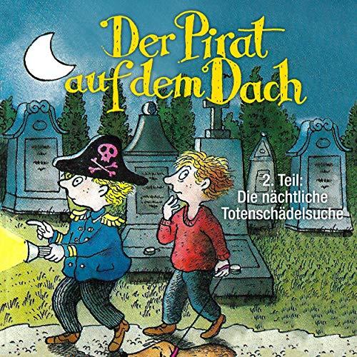 Die nächtliche Totenschädelsuche audiobook cover art