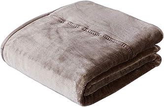 Soft Flannel Blanket Throw Over Large Fluffy Warm Blankets Single Super Soft Fluffy Warm Bed Throws for Sofa Fleece Bedspr...