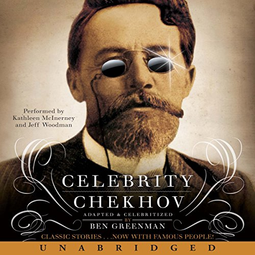 Couverture de Celebrity Chekhov
