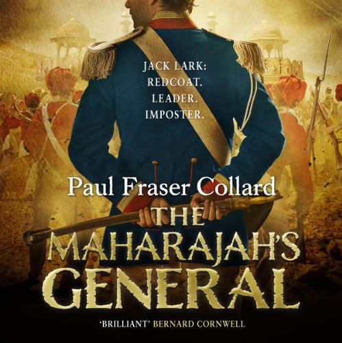 The Maharajah's General audiobook cover art