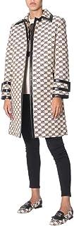 ALBERTA FERRETTI Luxury Fashion Womens 062866451009 White Trench Coat | Fall Winter 19