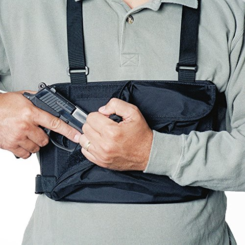Active Pro Gear Jogging Concealment Holster (Large: Holds Guns up to 8.75 inches Overall Length)