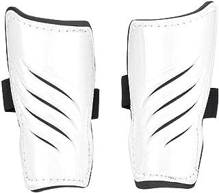 5,91 X 3,07 X 1,18 tum fotbenskydd, rena bekväma benskydd, andas för övningsfotbollsspelare(white)