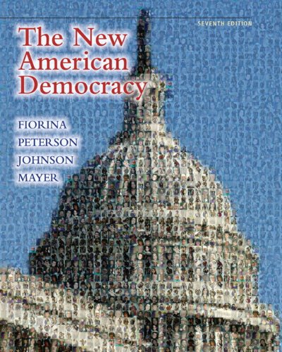New American Democracy, The Plus MyPoliSciLab with eText -- Access Card Package (7th Edition)