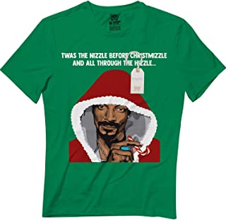 Best snoop dogg twas the nizzle before christmizzle shirt Reviews
