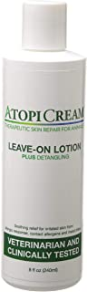 VetriMAX AtopiCream Leave-On Lotion for Pets Plus Detangling