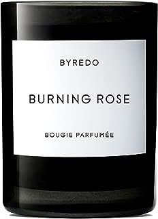 Byredo Fragranced Candle Burning Rose 2.4 oz
