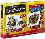 Noris 606076341 - Rechnen (1.+2. Klasse), Kinderspiel