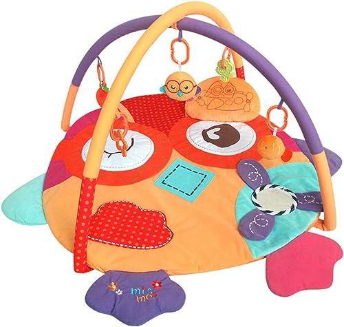 BPAEPFGG Baby Krabbeldecke Spieldecke Spielbogen Babyeignungszahnstangenbabypinguin Tr  Kriechende Matte Der Matten Frühen P gogischen Spielwaren