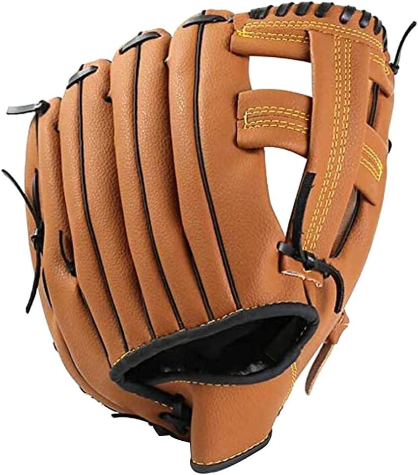 Nicejoy Baseball Glove 11.5 Inch Pitcher Softball Gloves Thicken