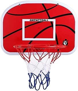 AYNEFY Soporte de Baloncesto Infantil Sistema de Aro de Canasta de Baloncesto al Aire Libre con Soporte Ajustable para Tablero de Entrenamiento para Ni/ños Baloncesto Rack Fitness