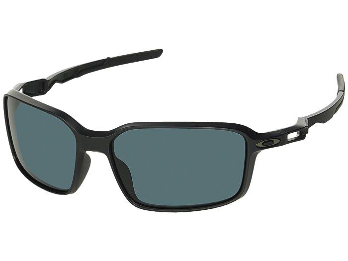 Oakley Siphon (Matte Black/Prizm Grey) Sport Sunglasses