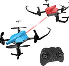 Holy Stone HS177 Competitive Drone Set of 2 for Children, Holds Altitude Mode, 2 Switchable Modes, Headless Mode, Flip Mode, Battle, Multicopter, Domestic Certified in Japan