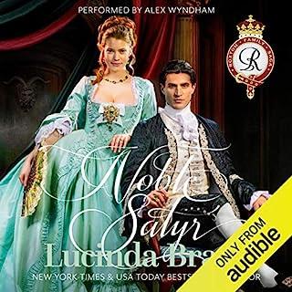 Noble Satyr: A Georgian Historical Romance cover art