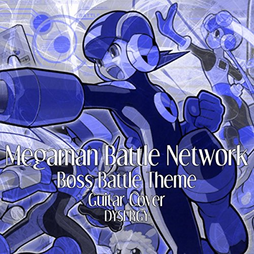 Megaman Battle Network Boss Theme (Guitar Cover)