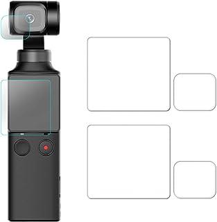Lätt att installera utan bubblor Skärmskydd Linsskydd Lämpligt för PALM