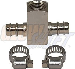 Best boost gauge t fitting Reviews