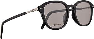 d4ecb8adcf Christian Dior Homme DiorTechnicityO2F Gafas 52-21-150 Negras Con Lentes De  Muestra 807