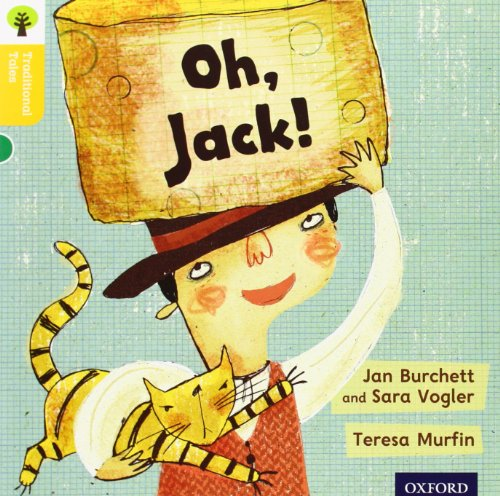 Oxford Reading Tree Traditional Tales: Level 5: Oh, Jack! (Traditional Tales. Stage 5)の詳細を見る