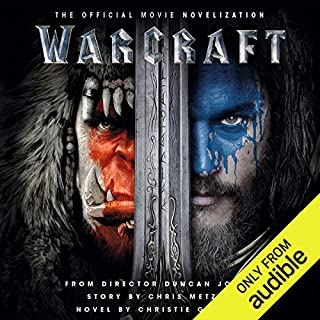Warcraft: The Official Movie Novelization cover art