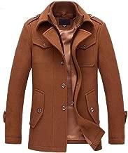 Denzell Outwear Winter Storm Parka Plus Size Chamarras De Hombre Mens Winter Warm Long Down Hooded Thick Parka Coat Trench Zipper Jacket Outwear Overcoat
