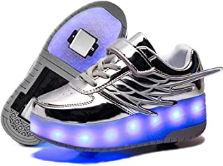 4 wheel roller skate shoes