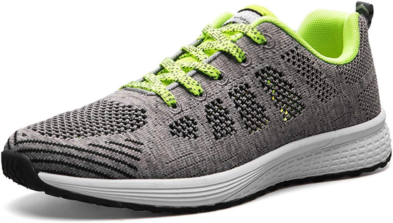 XiXiHao Air Mesh Tennis shoes for Men Jogging Outdoor Sneaker
