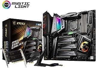 MSI 7B10-001R Newcomer 系列,Mainboards MSI MEG Z390 Godlike,Intel Z390 - Sockel 1151 黑色