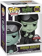 Funko Pop! TV: The Munsters - Herman Munster (Biker) Exclusive