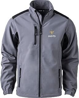 Best new orleans saints mens jackets Reviews