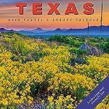 Texas 2022 Wall Calendar