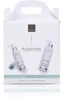 Profesional Cosmetics Placentinol Active pack 6 semanas. Tratamiento crecepelos