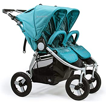 Bumbleride All-Terrain Indie Twin Infant Baby Stroller (Tourmaline Wave)