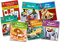 Project X Phonics Blue: Pack of 7