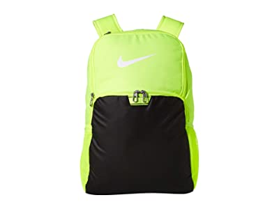 Nike Brasilia XL Backpack 9.0 (Volt) Backpack Bags