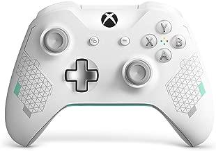 Microsoft Xbox Wireless Controller - Sport White Special Edition (1708) (Renewed)